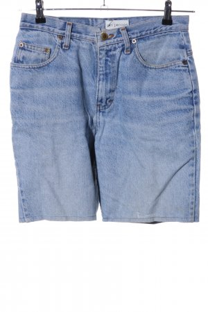 Jay Jacobs Shorts blau Casual-Look
