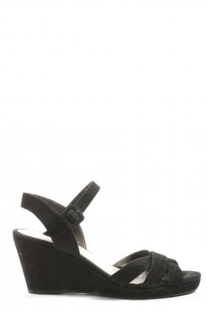 Jb martin Strapped High-Heeled Sandals black casual look