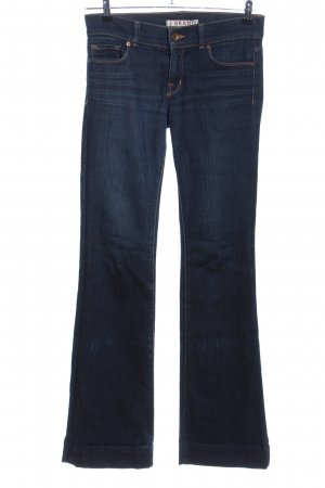 JBRAND Boot Cut Jeans blue casual look