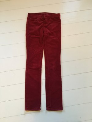 JBRAND Corduroy Trousers multicolored