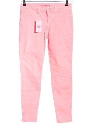 JBRAND High Waist Jeans pink Casual-Look