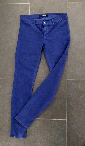 J brand Pantalone elasticizzato blu