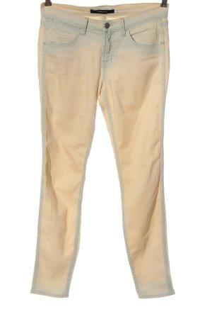 JBRAND Skinny Jeans creme Casual-Look