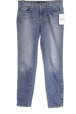 JBRAND Skinny Jeans blassblau Casual-Look