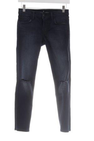JBRAND Skinny Jeans blau Jeans-Optik