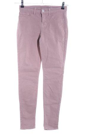 JBRAND Skinny Jeans pink Casual-Look