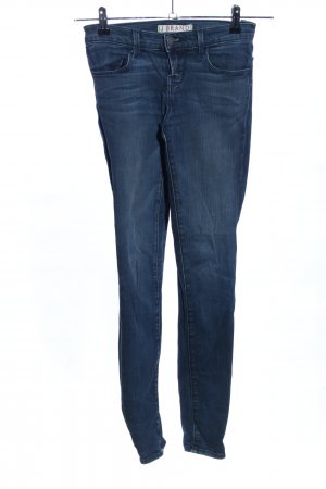 JBRAND Slim Jeans blau Casual-Look