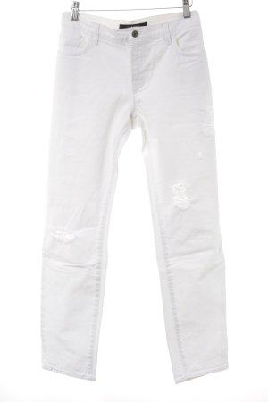 JBRAND Slim Jeans weiß