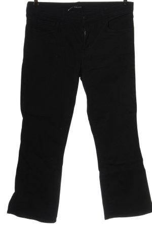 JBRAND Jeansy z prostymi nogawkami czarny W stylu casual