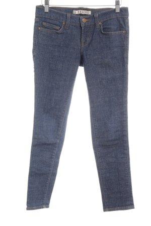 JBRAND Straight-Leg Jeans blau Casual-Look