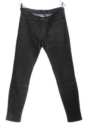 JBRAND Stretch Jeans schwarz Street-Fashion-Look