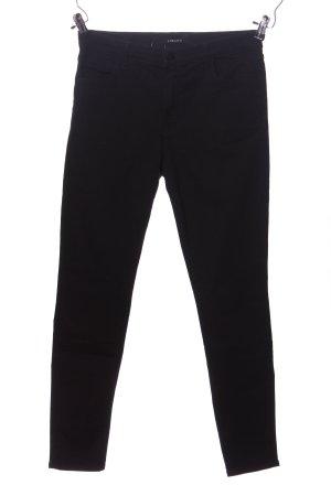 JBRAND Stretch Jeans schwarz Casual-Look