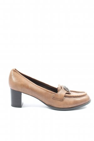 JC Jette Loafers brown casual look