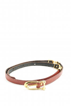 JD Faux Leather Belt brown casual look