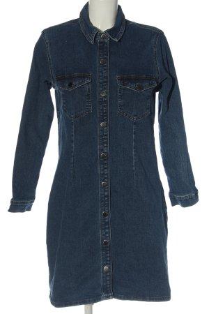 JDY denim Jeansjurk blauw casual uitstraling