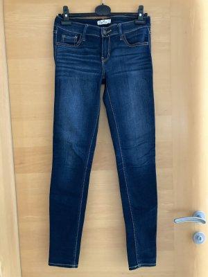 Hollister Jeans skinny blu