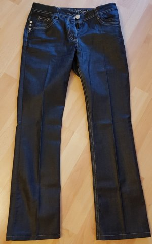 Sportalm 7/8-jeans goud-donkerblauw