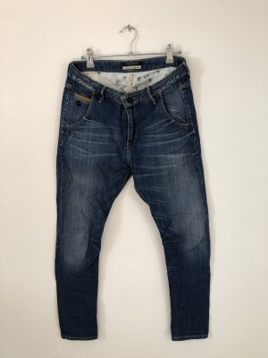 Maison Scotch Jeans boyfriend bleu