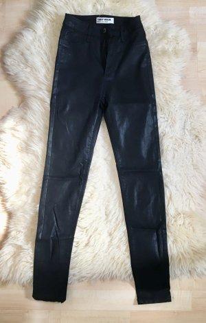 Tally Weijl Hoge taille jeans zwart Katoen