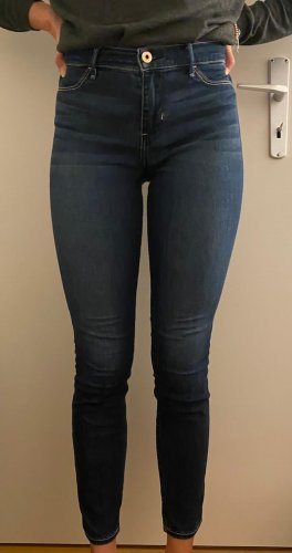 Abercrombie & Fitch Stretch Jeans blue