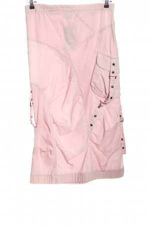 Jean Marc Philipp Paris Maxirock pink Casual-Look