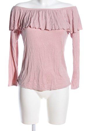 Jean Pascale Camicetta alla carmen rosa stile casual