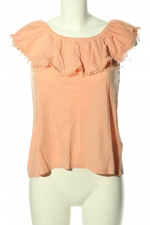 Jean Pascale Carmen shirt nude casual uitstraling