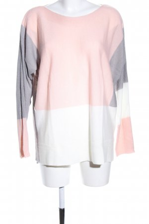 Jean Pascale Strickpullover mehrfarbig Casual-Look