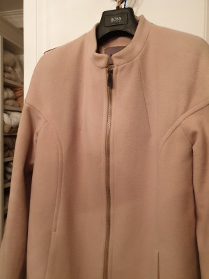 Jean Paul Berlin rose Mantel Wolle Cashmere 36