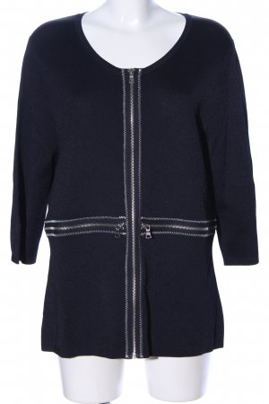 Jean Paul Cardigan schwarz Casual-Look