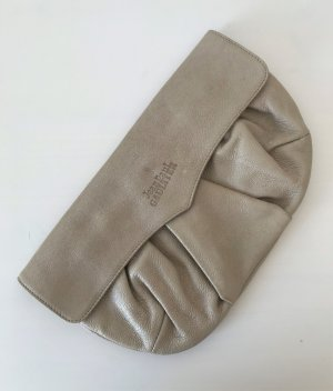 Jean Paul Gaultier Abendtasche Clutch Hochzeit Cocktail Gold Leder Pochette Bag
