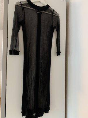 Jean Paul Gaultier Pencil Dress black