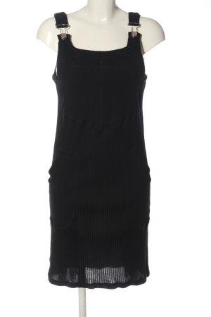 Jean Paul Gaultier Abito midi nero stile casual