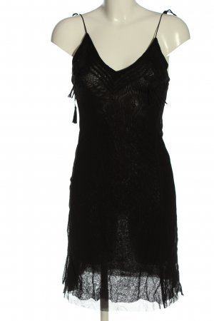 Jean Paul Gaultier Mini Abito nero stile casual