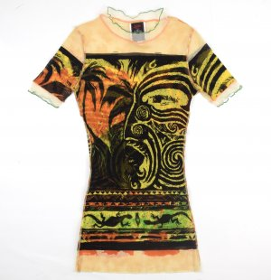 Jean Paul Gaultier T-Shirt multicolored