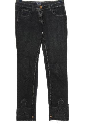 Jean Paul Gaultier Jeans svasati nero stile casual