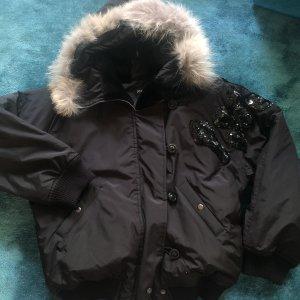 Jean Paul Down Jacket black