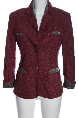 Jean Paul Kurz-Blazer rot-pink Business-Look