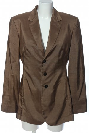 Jean Paul Long-Blazer braun Casual-Look