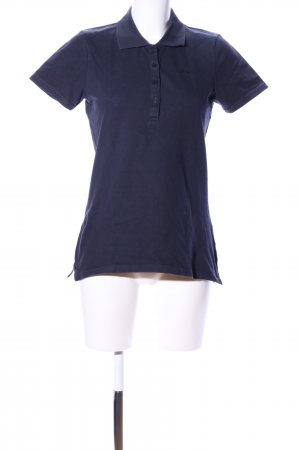 Jean Paul Polo-Shirt blau sportlicher Stil