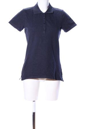 Jean Paul Koszulka polo niebieski Sportowy styl
