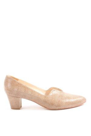 Jean Paul Zapatos Informales blanco puro estilo «business»