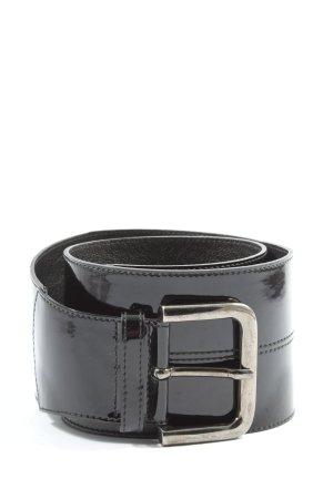 Jean Paul Cinturón pélvico negro look casual
