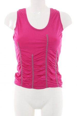Jean Paul Tanktop pink Casual-Look