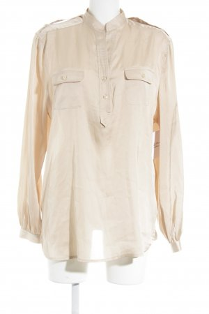 Jean Paul Tunikabluse creme Casual-Look