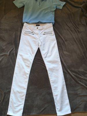 SaHara Stretch Jeans white
