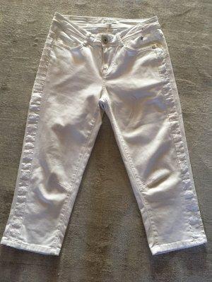 Tramontana Spodnie Capri biały