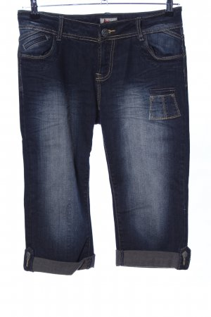 3/4 Jeans blau Casual-Look