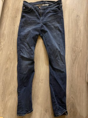 Jeanhose dunkelblau