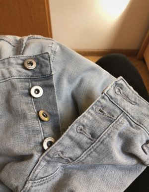 edc Jeansy z prostymi nogawkami szary-jasnoszary